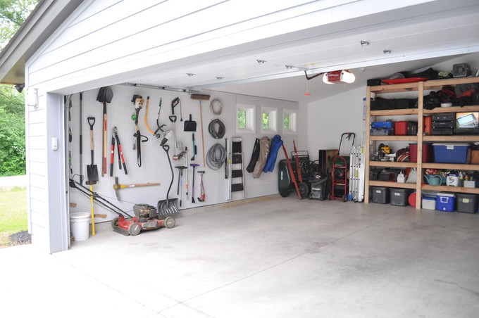 travaux garage