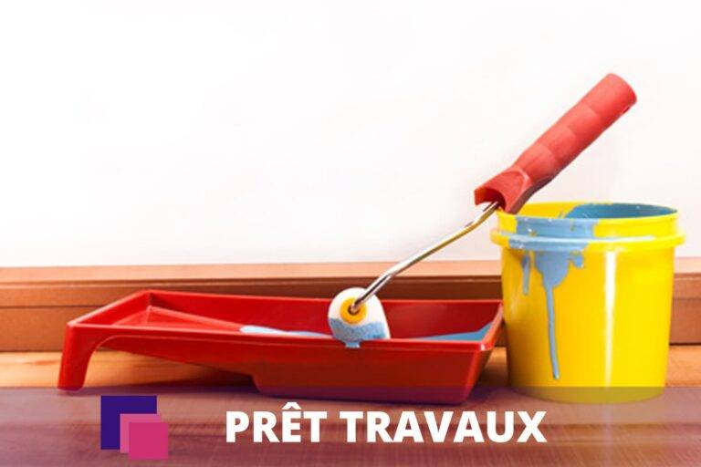 types prets travaux