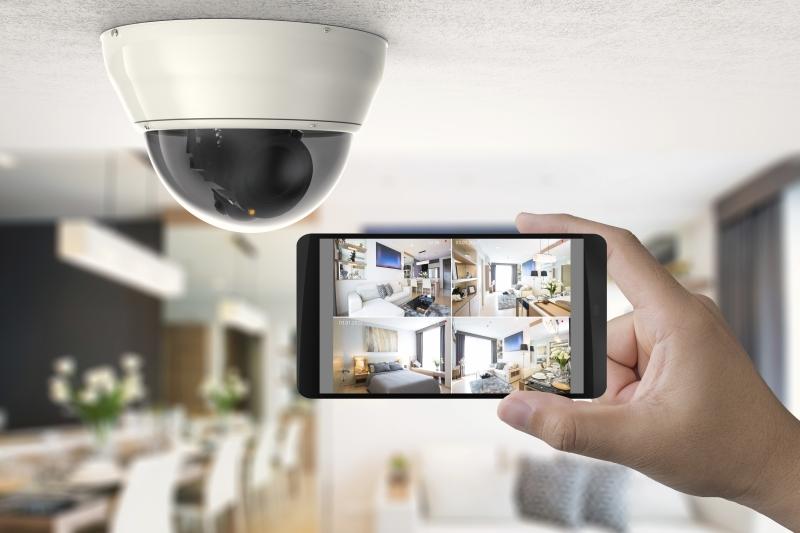 videosurveillance domestique